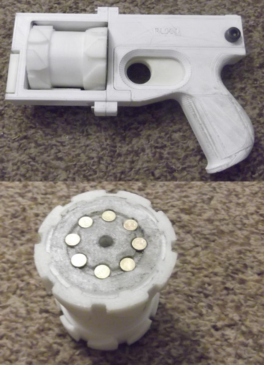 3D PRINTED WASHBEAR