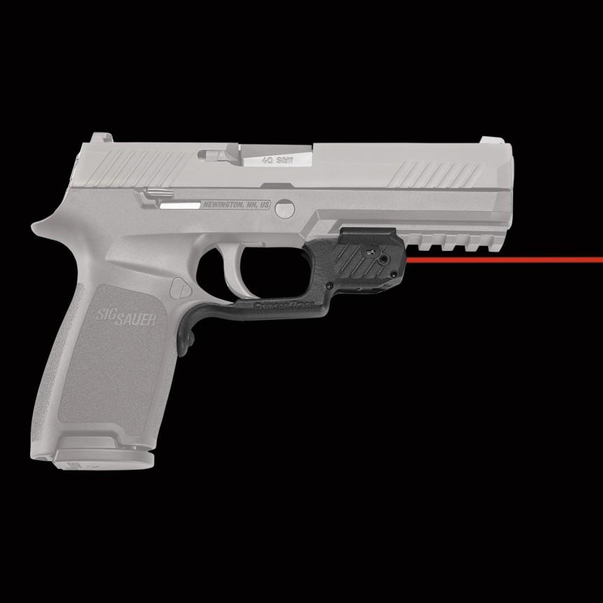 crimsontrace laser guard sig sauer p320 m17 m18 pistols 2