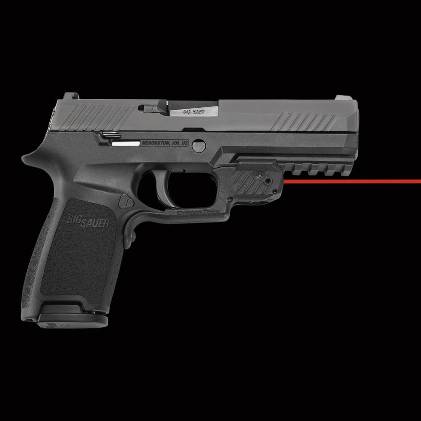 crimsontrace laser guard sig sauer p320 m17 m18 pistols 3