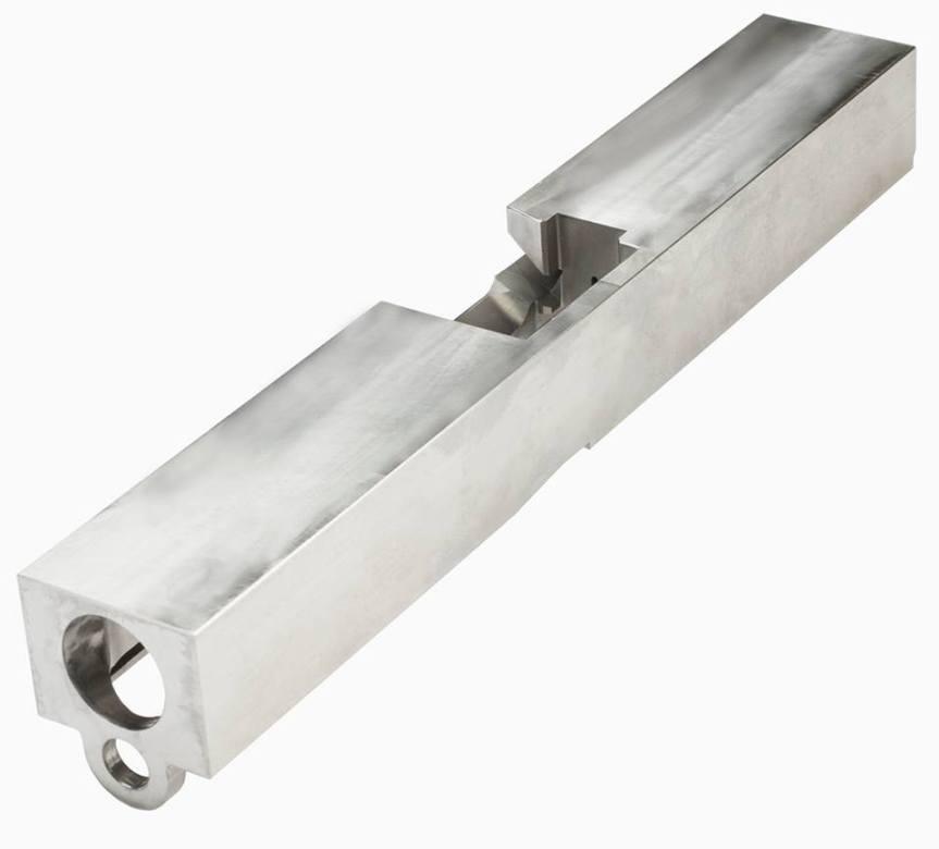 glock 21 blank slide featurless slide