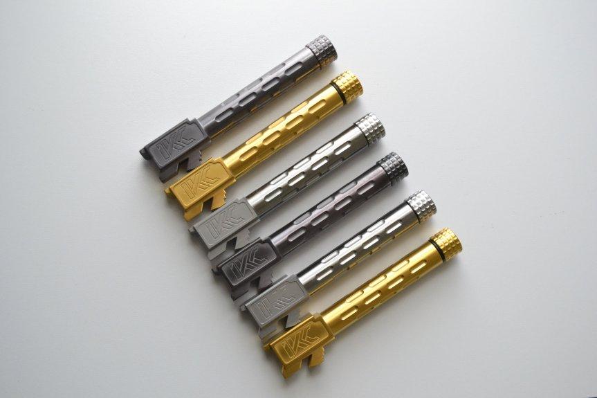 insanekydexcreations glock 43 threaded barrels 3