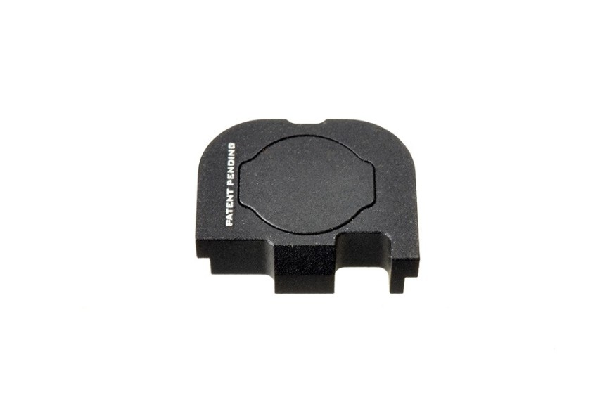 Slide cover plate for Glock 42 and glock 43 6