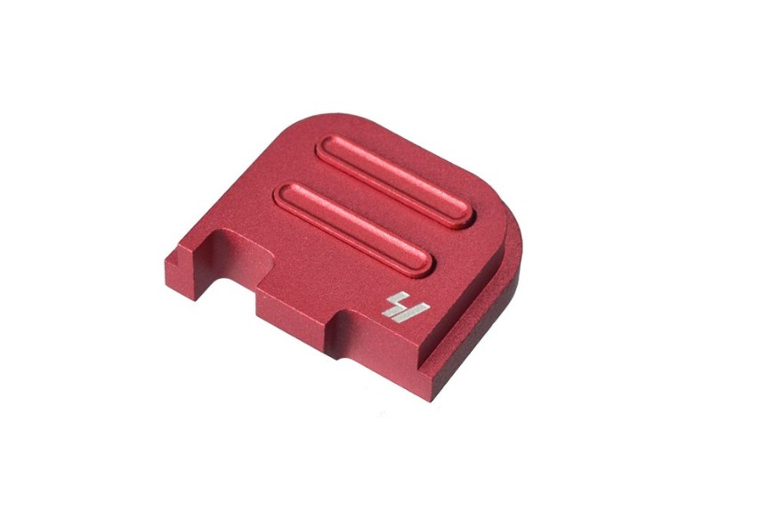 Slide cover plate for Glock 42 and glock 43 8