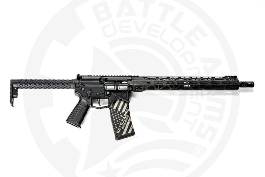 16 300BLK BAD556-LW RIFLE 1
