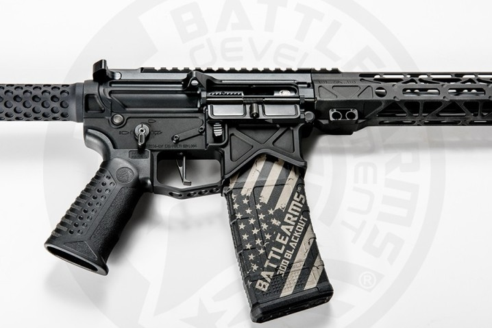 16 300BLK BAD556-LW RIFLE 3