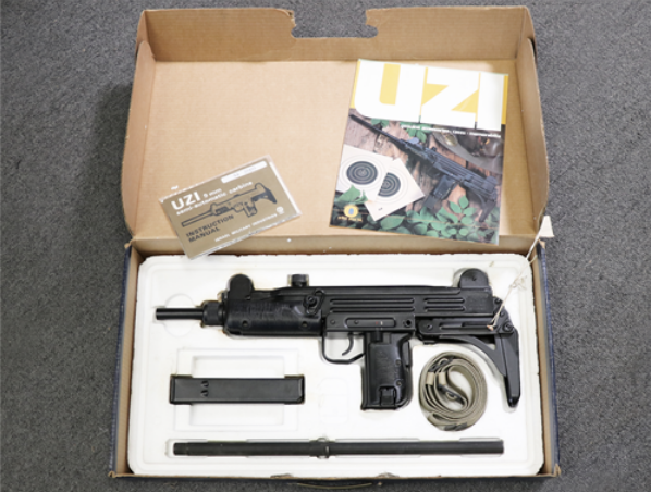 arms unlimited FSSA-UZI IMI Uzi Model A Semi-Auto 9mm Carbine 1.png
