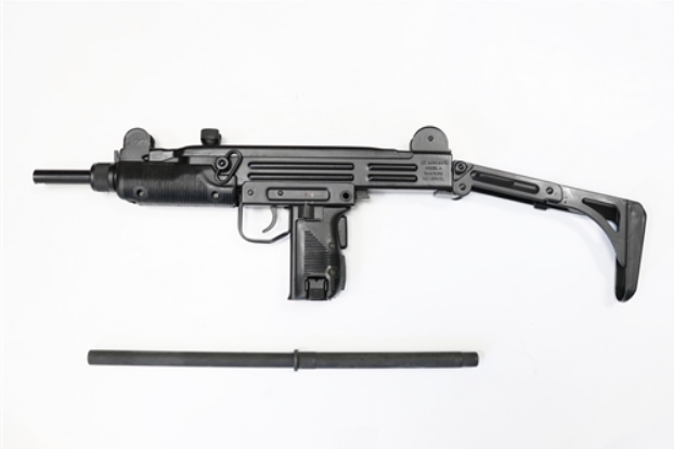 arms unlimited FSSA-UZI IMI Uzi Model A Semi-Auto 9mm Carbine 3