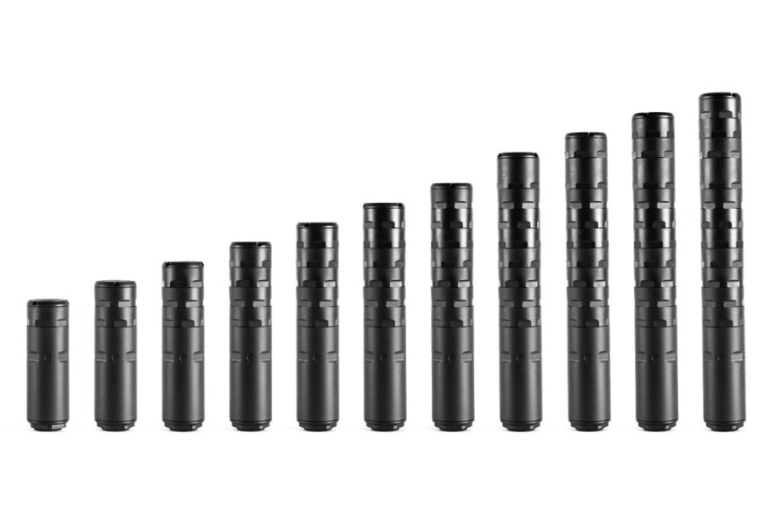 dead air silencers odessa-9 silencer odessa-9 suppressor 9mm 4