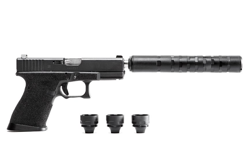 dead air silencers odessa-9 silencer odessa-9 suppressor 9mm 9