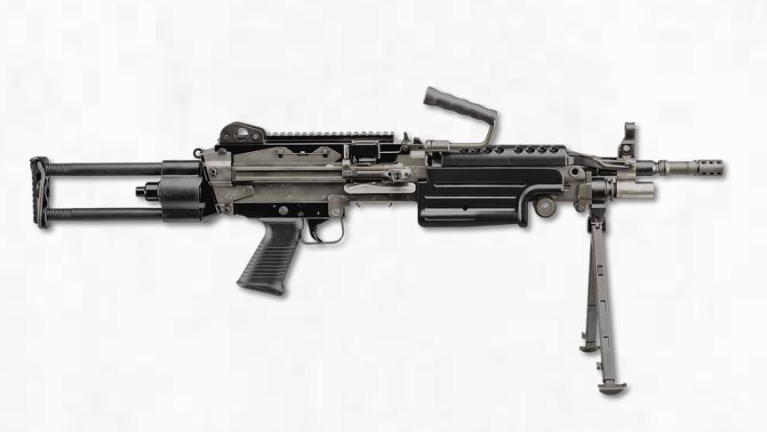 FN M249S® PARA 6