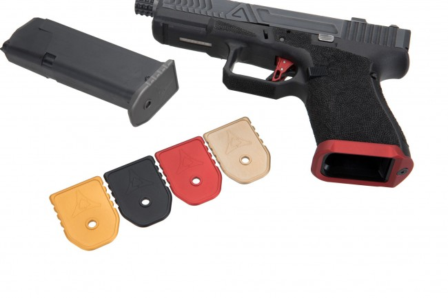 killer innovations velocity arms glock base pads gp base pads 1