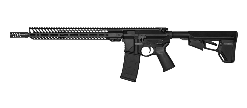 seekins precision NX3G rifle 1