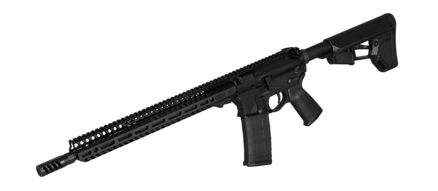 seekins precision NX3G rifle 2