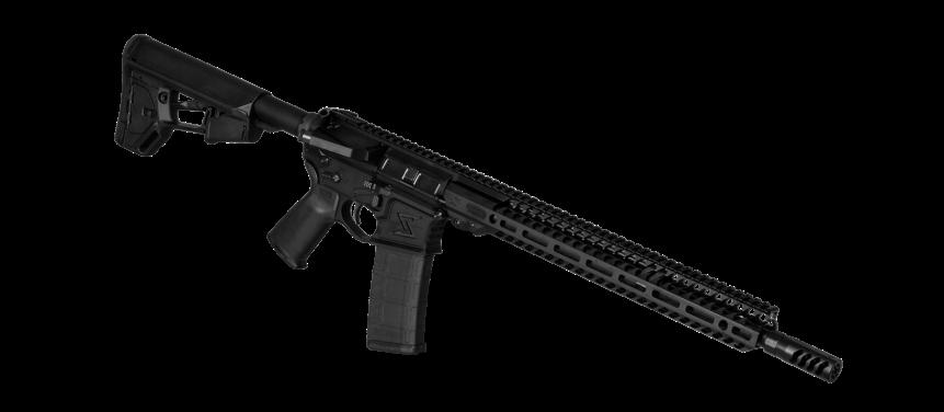 seekins precision NX3G rifle 5
