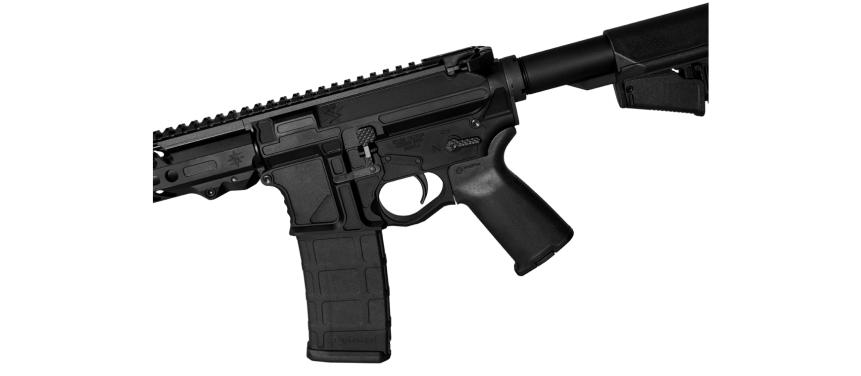 seekins precision NX3G rifle 7