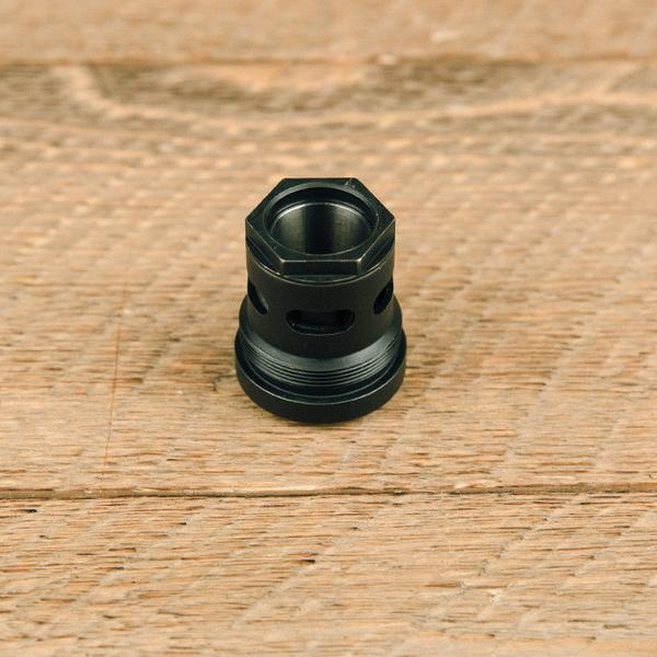 silencerco 3 lug mount 9mm 45acp 9mm- 1 2x28, 1 2x36, and 5 8x24 in 45acp 5 8x24, .578x28, 9 16x24, and M16x1LH 2