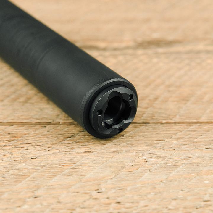 silencerco 3 lug mount 9mm 45acp 9mm- 1 2x28, 1 2x36, and 5 8x24 in 45acp 5 8x24, .578x28, 9 16x24, and M16x1LH 3