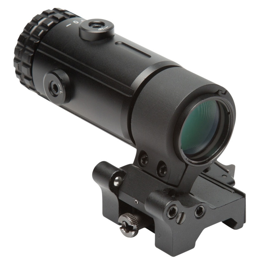 T-3 Magnifier with LQD Flip to Side Mount SM19063 2