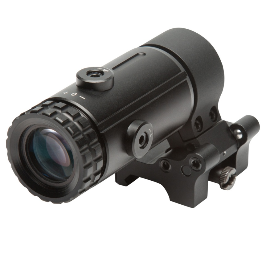 T-3 Magnifier with LQD Flip to Side Mount SM19063 3