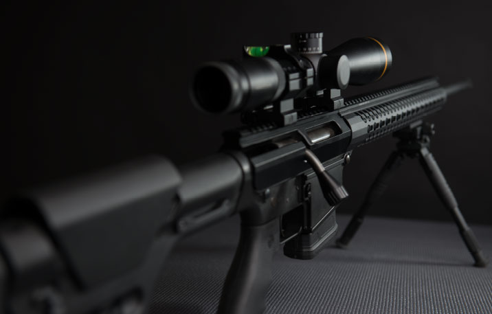 uintah precision upr-10 bolt action ar10 upper receiver assembly 1