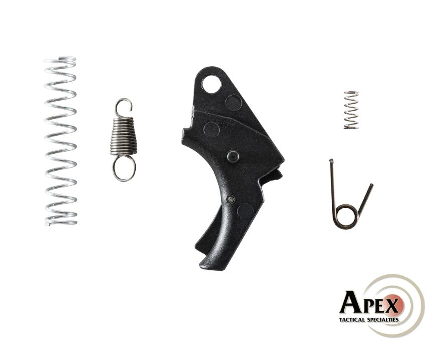 apex sdve trigger PISTOL ACTION ENHANCEMENT TRIGGER KIT 1