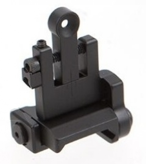 bobro enginieering low profile back up iron sights B46-000-005SBR B46-000-001RR lowest profile back up sights 1