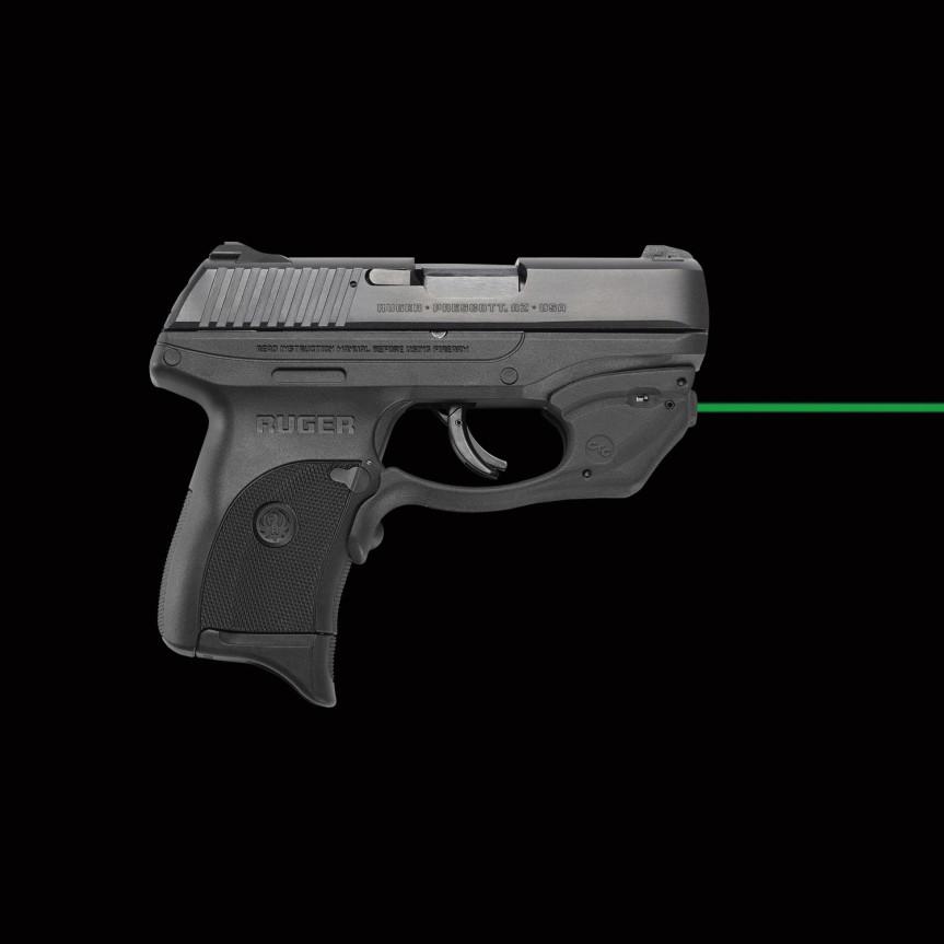 crimson trace laserguard lg-416 lg-416g laser for ruger ec9s laser lco laser lc9s laser lc380 laser 4
