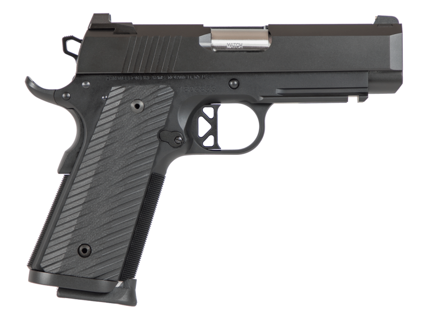 custom 1911 dan wesson DW TCP 1911 45acp DW TACP 1911 9mm pistol 2