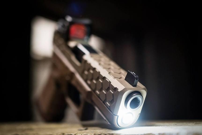 dead point lights guide rod light for glock pistols 516447181 707129271884 DPGL221790 4