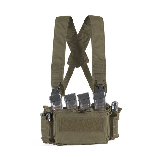 HALEY STRATEGIC D3CRM MICRO MODULAR CHEST RIG Disruptive Environments Chest Rig Micro 3