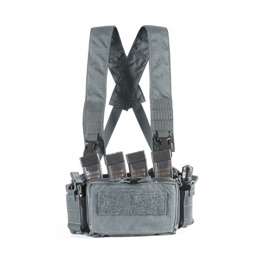 HALEY STRATEGIC D3CRM MICRO MODULAR CHEST RIG Disruptive Environments Chest Rig Micro 4