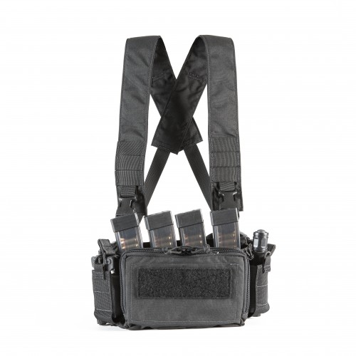 HALEY STRATEGIC D3CRM MICRO MODULAR CHEST RIG Disruptive Environments Chest Rig Micro 5