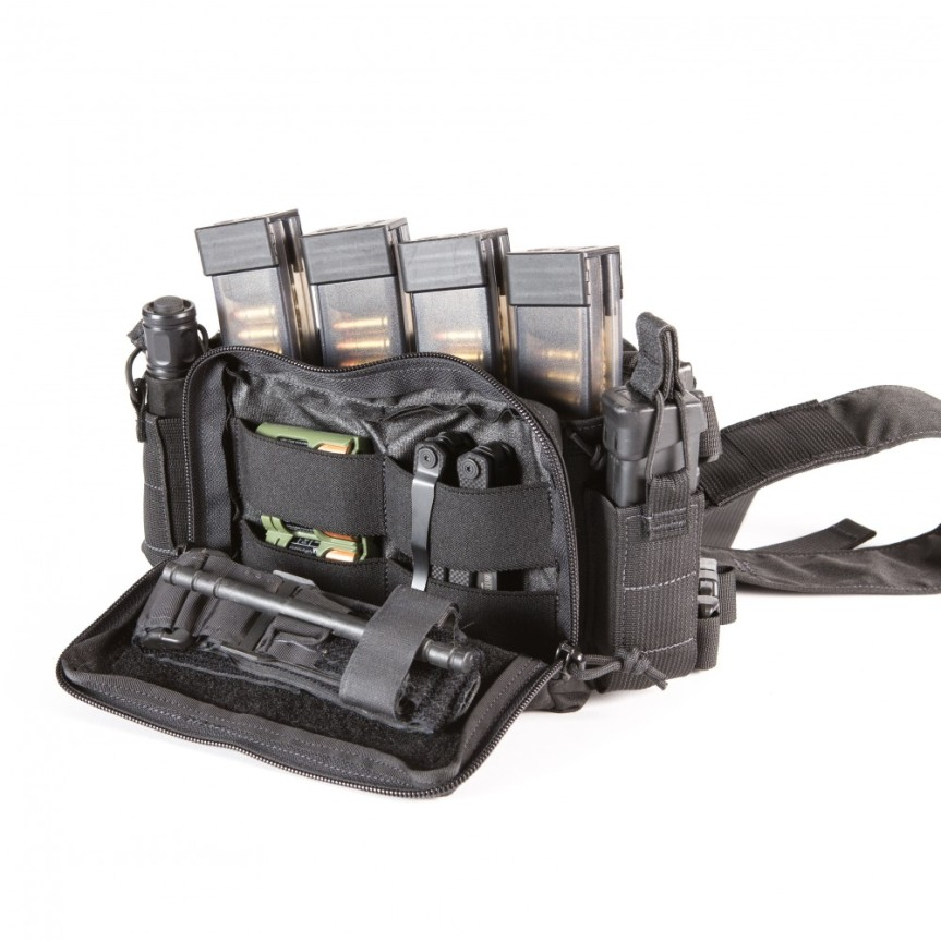 HALEY STRATEGIC D3CRM MICRO MODULAR CHEST RIG Disruptive Environments Chest Rig Micro 9