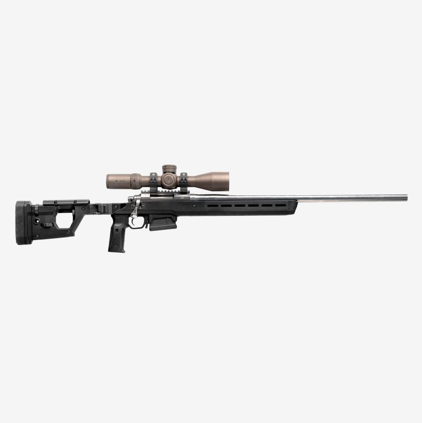magpul pro 700 chasis remington 700 rifle chasis sniper rifle stock mag802 1