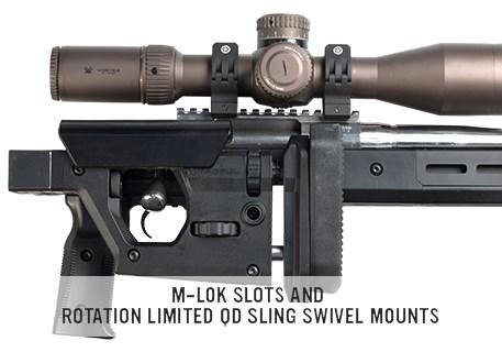magpul pro 700 chasis remington 700 rifle chasis sniper rifle stock mag802 12
