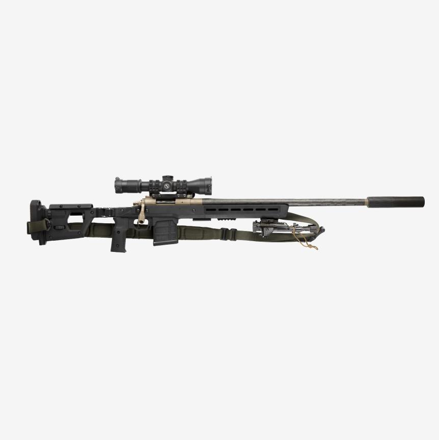 magpul pro 700 chasis remington 700 rifle chasis sniper rifle stock mag802 3
