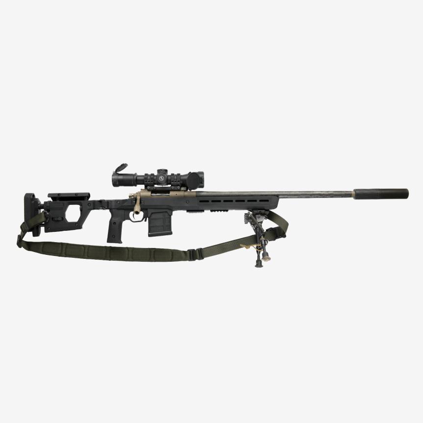 magpul pro 700 chasis remington 700 rifle chasis sniper rifle stock mag802 4