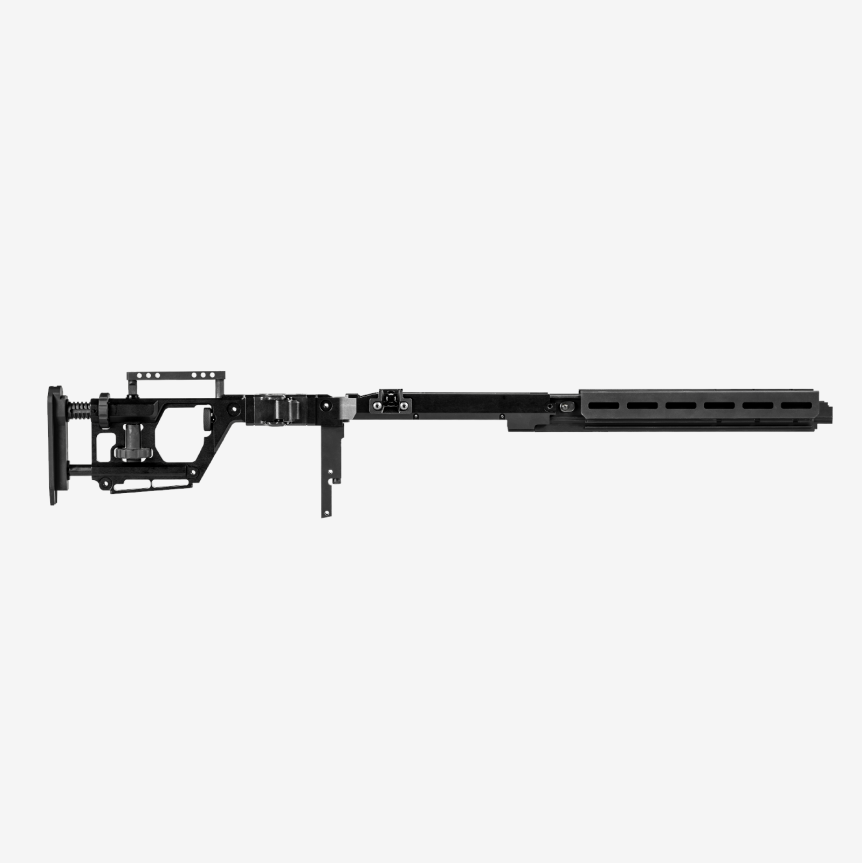 magpul pro 700 chasis remington 700 rifle chasis sniper rifle stock mag802 5