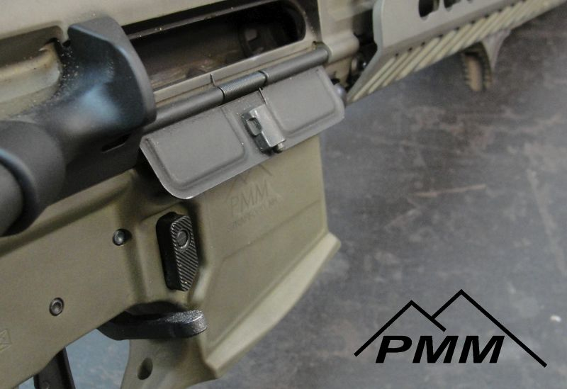 parker mountain machine bcd battery control device. sig mcx bad lever 4