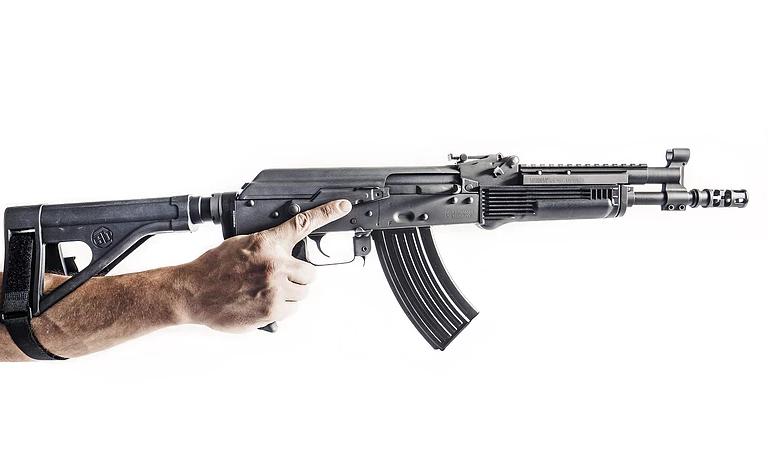rifle dynamics rd704 pistol ak47 pistol 5