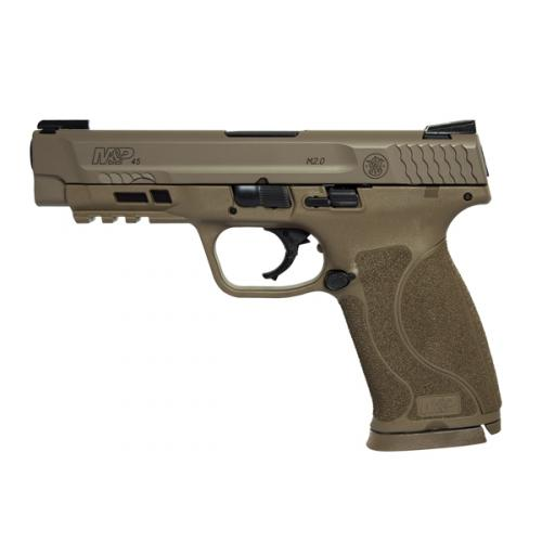 SMITH & WESSON M&P 45 M2.0 TRUGLO TFX SIGHTS 11769 2