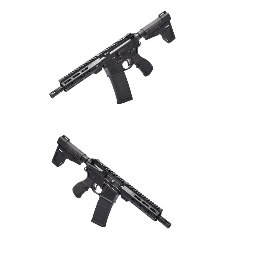 stag arms stag15 m-lok ar15 pistols 556 300blackout 300blk ar15 sbr 1 4