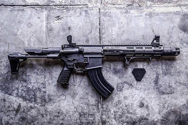 strike industries si-viper-pdw stabizing pistol brace ar15 telescoping pistol brace 2
