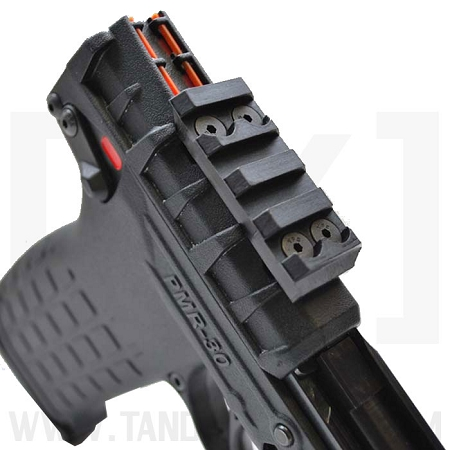 tandemkross kel-tec pmr 30 freedom rail slide optic mount TK08N0029BLK1 2