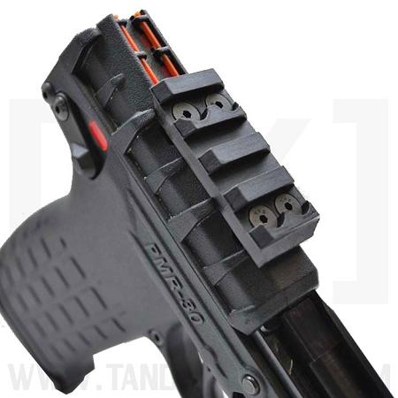 tandemkross kel-tec pmr 30 freedom rail slide optic mount TK08N0029BLK1 2