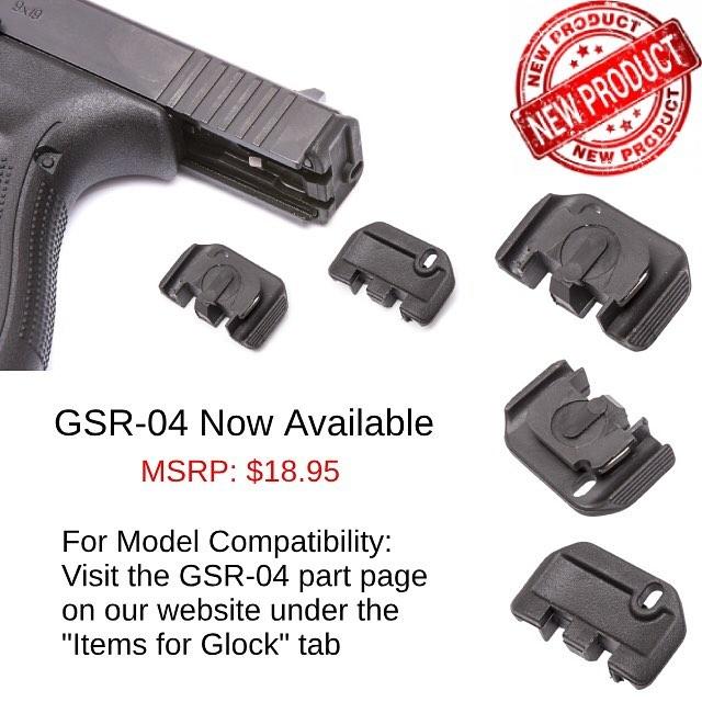 TANGODOWn VICKERS TACTICACL SLIDE RACKER GEN 5 GLOCK gsr-05