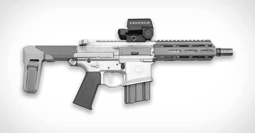 The Q honey badger pistol 300 blackout 3