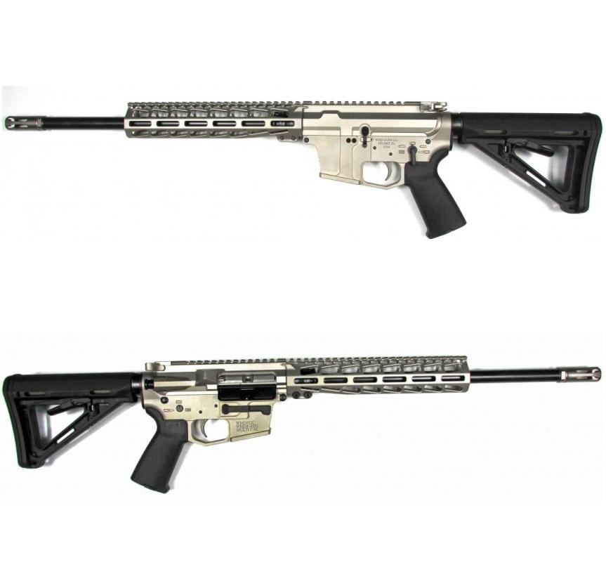 WMD GUNs NIB-X 9mm ar rifle carbine 1q