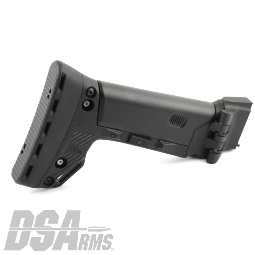 ds arms 090P-BRS-A SA58 FAL Fully Adjustable PARA B.R.S. - Battle Rifle Stock fal para stock conversion 1