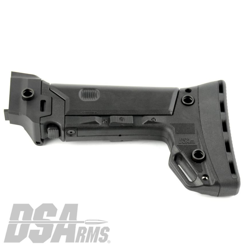 ds arms 090P-BRS-A SA58 FAL Fully Adjustable PARA B.R.S. - Battle Rifle Stock fal para stock conversion 2
